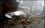 Cuba rubble