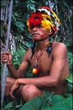 Huambisa warrior