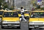 Taxis in Lima Peru