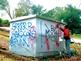 Estate vandalism