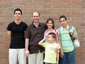 Familia Zaballos